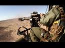 UH-1Y Huey Helicopter Aerial Gun Shoot - M134 Minigun and GAU-21 Machine Gun