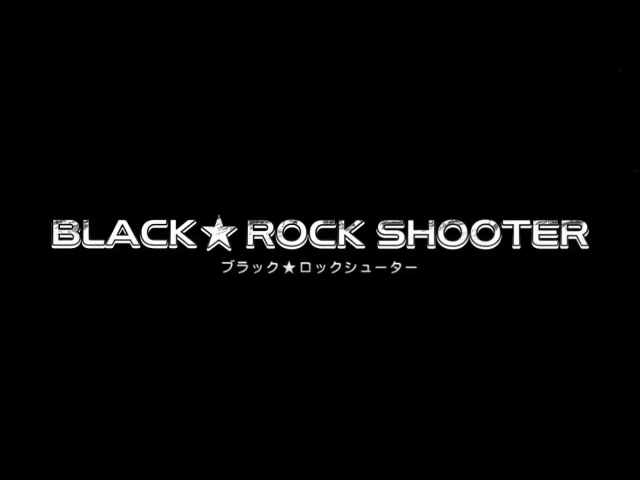PDA FT Miku Hatsune Black Rock Shooter Стрелок с черной горы rus sub romaji
