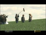 Harry Potter and the Deathly Hallows - Behind the Scenes Footage PART 3