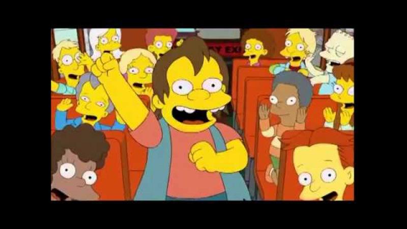 Симпсоны: лиза поет