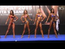 2015 EBFF European Championships Bikini Fitness 169cm IFBB