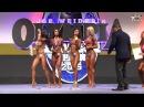 2015 Olympia Amateur SPAIN Bikini up to 169cm FINAL IFBB