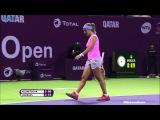 Светлана Кузнецова - Юлия Гёргес (Qatar Total Open в Дохе)