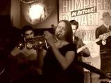Saskia Laroo at Cafe Casablanca - Amsterdam