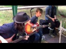 James Bay, Tom and Bondy from CATB perform Pacifier by Catfish and the Bottlemen with Ross Lewis