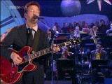 Dave Swift on Bass with Jools Holland backing Eric Clapton