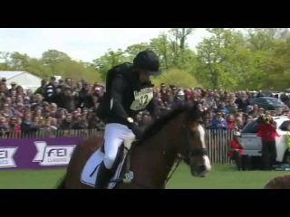 Equestrian Rider Sets Off Protective Airbag