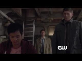 Сверхъестественное/Supernatural (2005 - ...) Фрагмент (сезон 8, эпизод 10)
