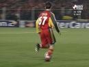 UEFA CL 2000-01 | Galatasaray VS Real Madrid | İkinci Yarı | Euro Futbol