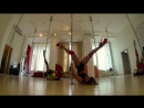 Daria Che /Дарья Чеботова/ Exotic Pole Dance. 16.04.15.
