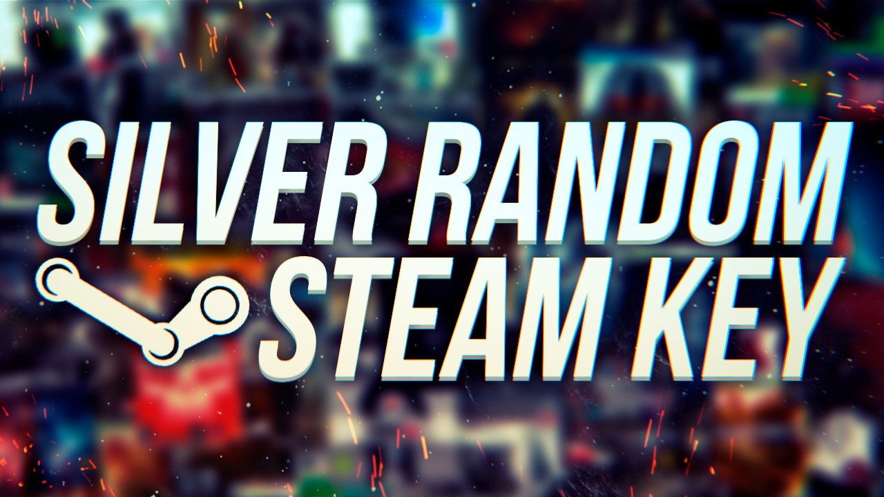 SILVER RANDOM STEAM KEY