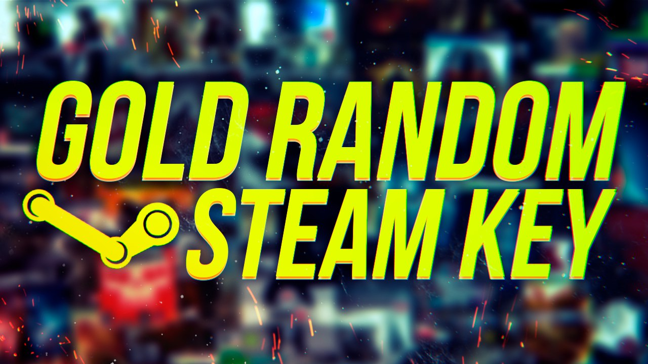 GOLD RANDOM STEAM KEY