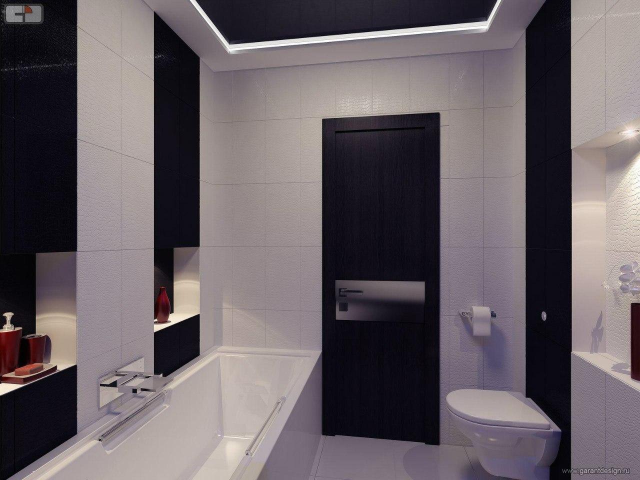 Концепт квартиры 39,6 м под названием Light Loft от ГК ГарантДизайн, Москва.