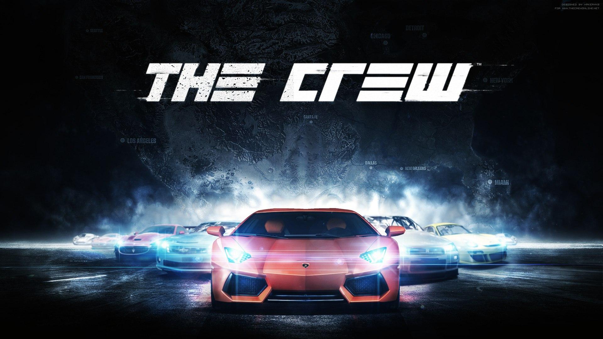 Аккаунт The Crew