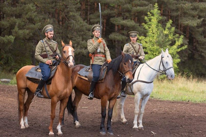 """ВИК """"Щегловск"""", 12-й драгунский Стародубовский полк."""