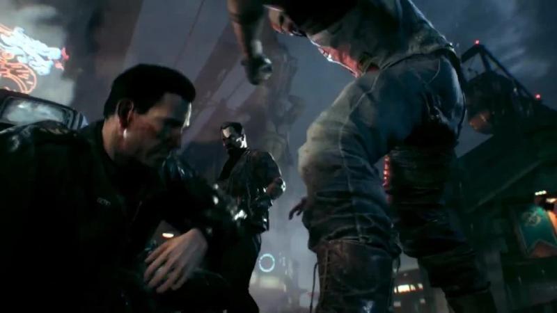русский трейлер игры Бэтмен:рыцарь аркхема Готэм принадлежит мне.