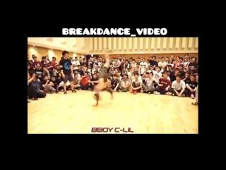 Bboy C-Lil / Dope Powermove