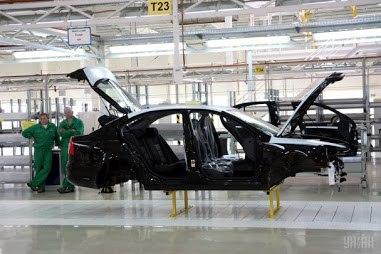 Німеччина планує збудувати на Західній Україні  автозаводи на 10 тисяч робочих місць