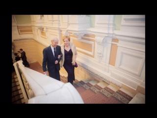 Золотая свадьба (23.01.2016) или Свадьба по-быстрому