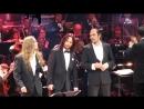 Jarkko Ahola, Tony Kakko, JP Leppäluoto - Pieni rumpali @ Jouluksi Kotiin-konsertti, Konserttitalo Martinus, Vantaa 29.11.2011