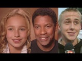 FLASHBACK Ryan Gosling on Getting Yelled at by Denzel Washington in 'Remember The Titans'