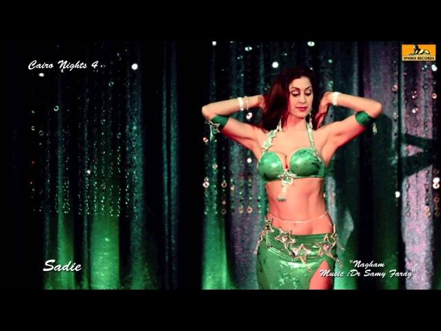 Sadie Dancing to Nagham Music Dr Samy Farag