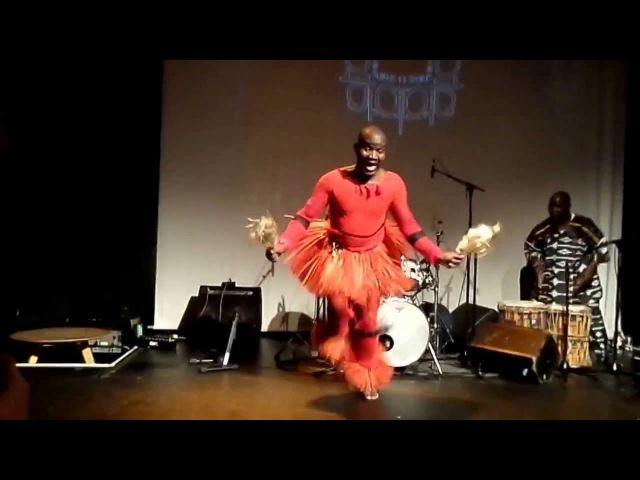 GASPARD ZAMBLE - ZAOULI DANCE (Ivory Coast) @The BEST From AFRICA
