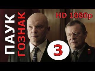Паук 3 серия 2015 Криминальный сериал HD 1080 Качество только для вас