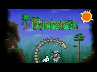 Terraria 1.3 (Expert Mode) s2e03 - Ледяные пещеры