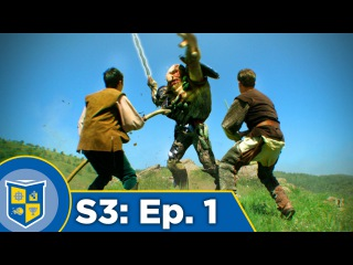 Video Game High School (VGHS) - S3, Ep. 1