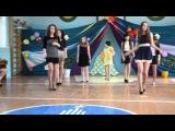 танец на последний звонок 11 класса 2015года