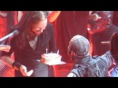 Jonathan Davis Birthday Surprise! Glasgow, Scotland 18.1.15