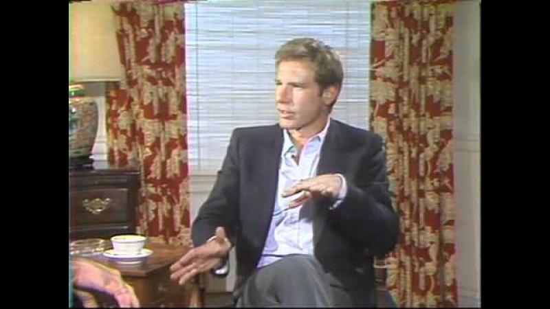 Harrison Ford on Blade Runner