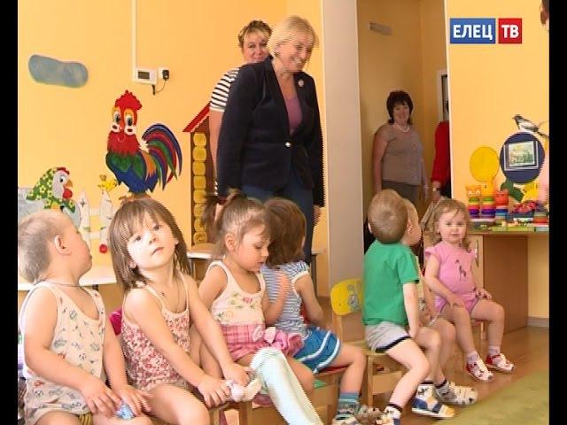 Уполномоченный по правам ребёнка в Липецкой области Людмила Куракова посетила ...