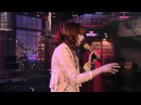 Florence The Machine - Heavy In Your Arms (Live on Letterman)