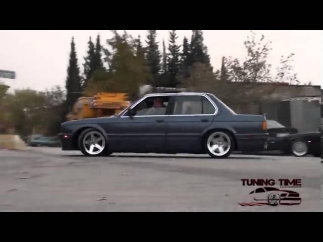 Tuning Time SerroS GAREGE M3 Coupe E30