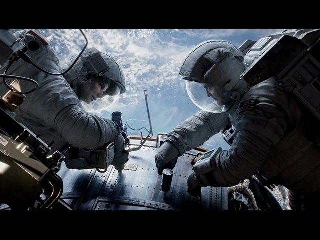 Гравитация. Русский трейлер '2013'. HD
