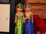 Прекрасные обучающие куклы-мусульманки