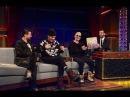 Вечерний Ургант - Джаред Лето и группа 30 Seconds to Mars. 439 выпуск от 13.03.2015 Jared Leto