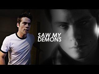 Ꮥtiles Ꮥtilinkski || Saw My Demons