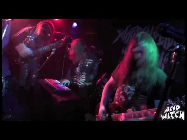 Acid Witch Live Midnight Mass