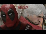 DEADPOOL vs. DANTE  ARCADE MODE! EPISODE 2