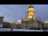 Видео обзор Берлина, Германия. Прогулка по Берлину на Новогодних праздниках.