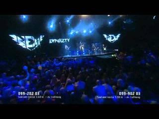 Dynazty - Land of Broken Dreams (Live)