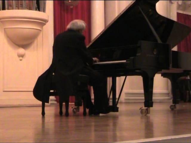 Grigory Sokolov - Chopin Mazurka Op. 68 No. 2
