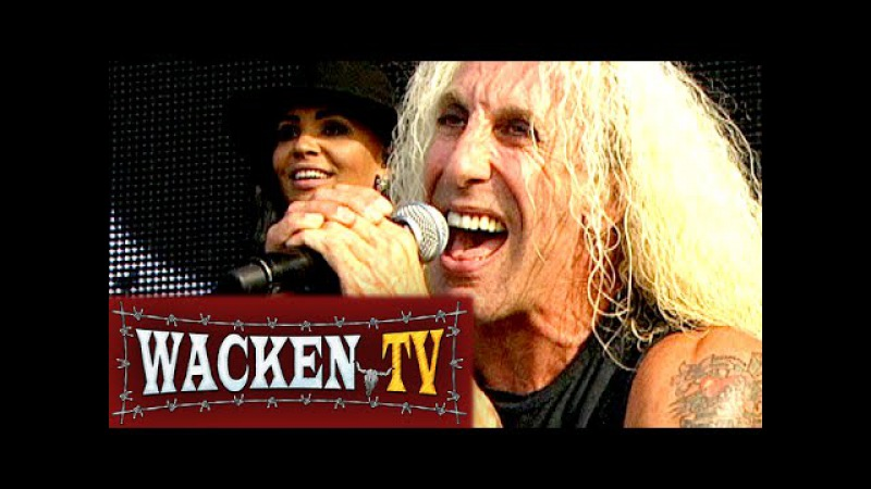 Rock Meets Classic ft. Dee Snider - We're not Gonna Take It - Live at Wacken Open Air 2015