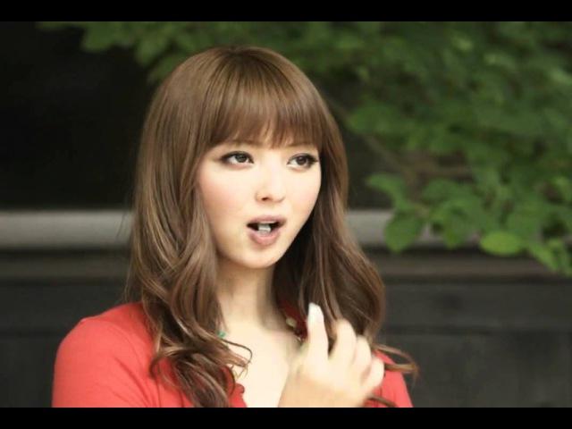 Японская реклама жевательной резинки Fit s