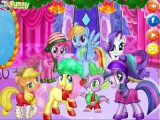 Май Литл Пони Рождество - My Little Pony New Year Party