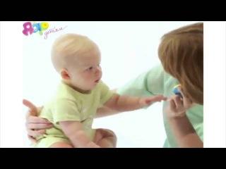 Раннее развитие речи Игра Телефон в 6—9 месяцев