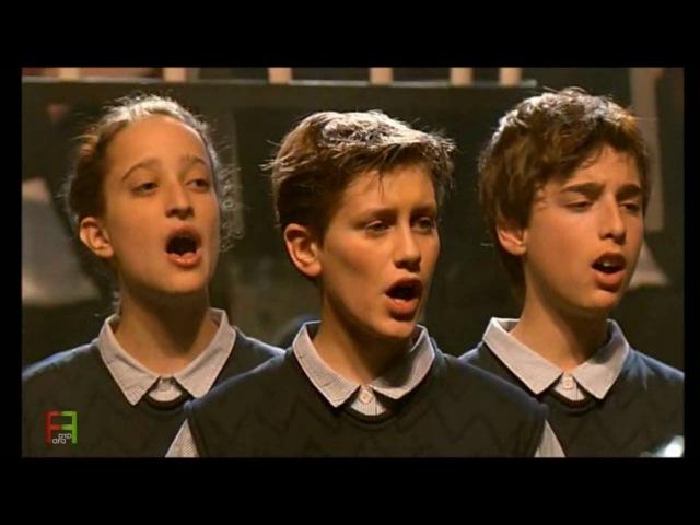 2 Les Choristes Vois Sur Ton Chemin En Concert